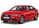 Prahové lišty Audi A3