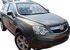 Vana do kufru Opel Antara