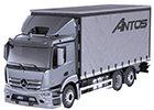 Doplňky Mercedes Antos