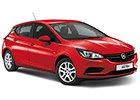 Kryt prahu pátých dveří Opel Astra
