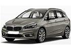 Kryt prahu pátých dveří BMW 2