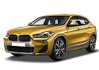 Textilní autokoberce BMW X2