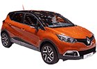 Plachty na auto Renault Captur