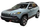 Ofuky oken Jeep Cherokee