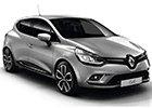 Vana do kufru Renault Clio