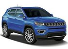 Vana do kufru Jeep Compass