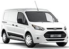 Vana do kufru Ford Connect