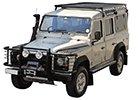 Doplňky Land Rover Defender