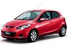 Doplňky Mazda Demio