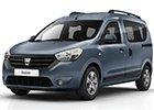 Doplňky Dacia Dokker