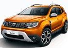 Plachty na auto Dacia Duster