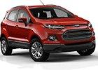 Prahové lišty Ford Ecosport