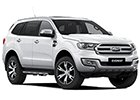 Doplňky Ford Everest