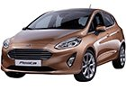 Vana do kufru Ford Fiesta