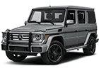 Vana do kufru Mercedes G