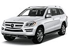 Plachty na auto Mercedes GL