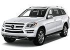 Střešní nosič Mercedes GL