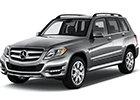 Střešní nosič Mercedes GLK
