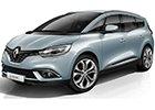 Doplňky Renault Grand Scenic