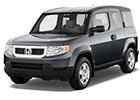 Ofuky oken Honda Element