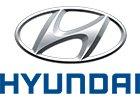 Deflektory přední kapoty Hyundai