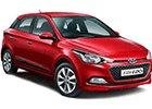 Boční lišty dveří Hyundai i20