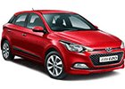 Vana do kufru Hyundai i20