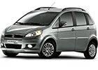 Plachty na auto Fiat Idea