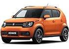 Boční lišty dveří Suzuki Ignis