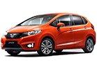 Textilní autokoberce Honda Jazz