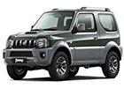 Kryt prahu pátých dveří Suzuki Jimny