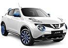Prahové lišty Nissan Juke