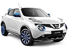 Vana do kufru Nissan Juke