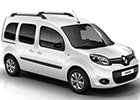 Prahové lišty Renault Kangoo