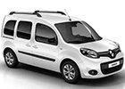 Střešní nosiče a příčníky pro Renault Kangoo