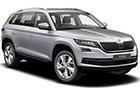 Prahové lišty Škoda Kodiaq