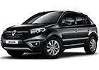 Vana do kufru Renault Koleos
