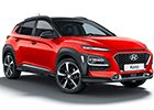 Doplňky Hyundai Kona
