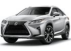 Vana do kufru Lexus RX