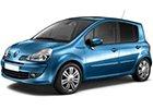 Vana do kufru Renault Modus