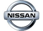 Boční ochranné lišty na dveře Nissan