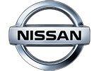 Deflektory přední kapoty Nissan