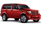Vana do kufru Dodge Nitro