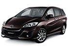 Ofuky oken Mazda Premacy