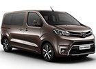 Doplňky Toyota ProAce