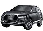 Boční lišty dveří Audi Q5