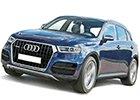 Kryt prahu pátých dveří Audi Q7