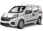 Střešní nosič Fiat Qubo