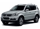Plachty na auto SsangYong Rexton
