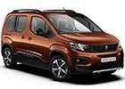 Plachty na auto Peugeot Rifter
